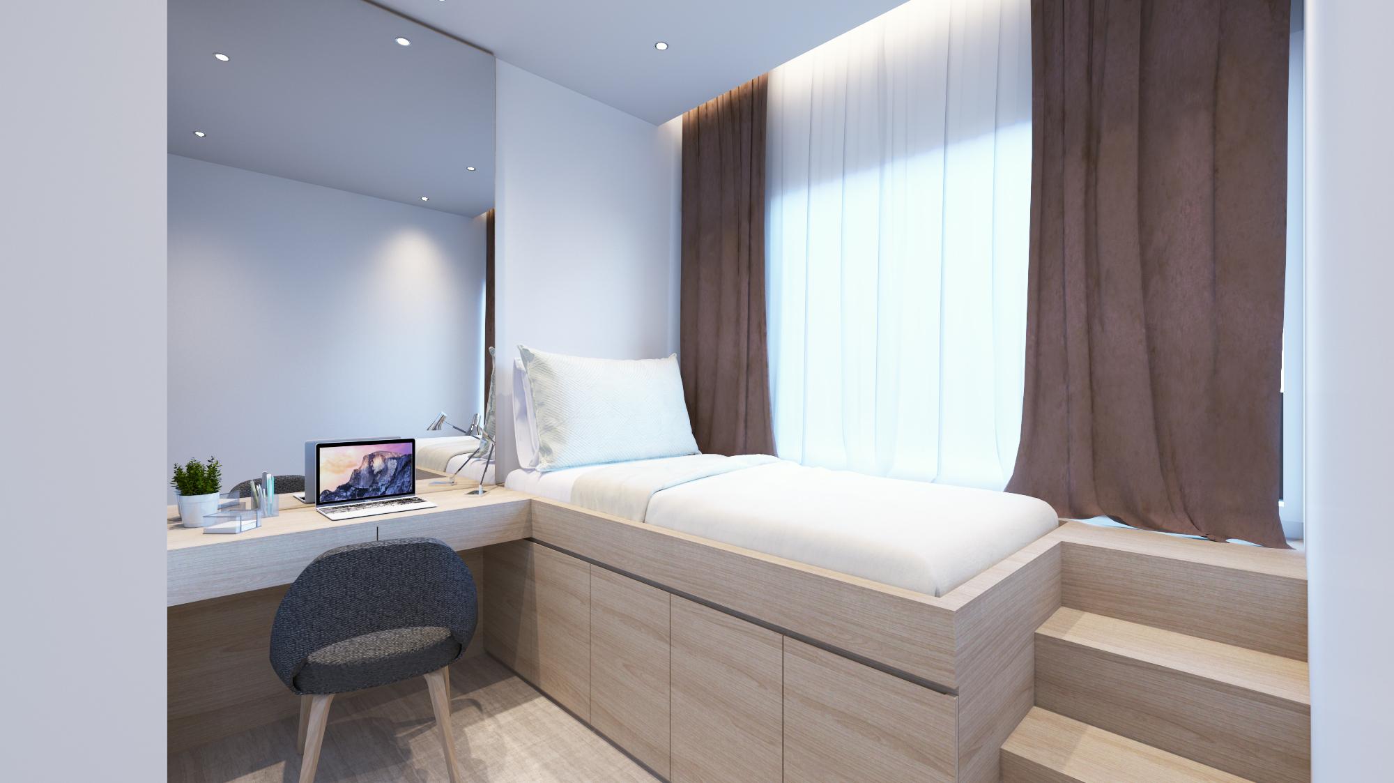 20160321 SG-APT 2-BED ROOM 3